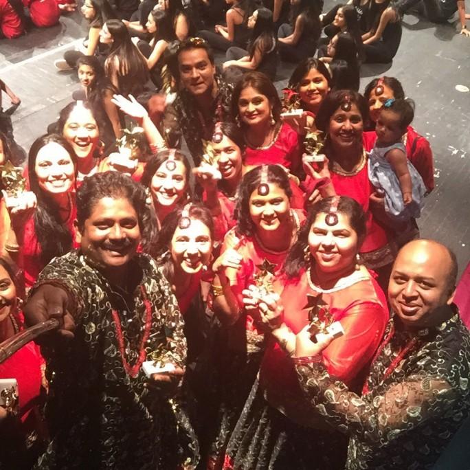 Adult Bollywood & Kathak Classes @ RADMC!